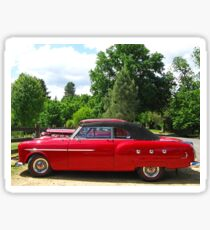 Packard #9 - 1951 Convertible Sticker