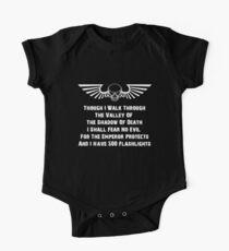 500 Taschenlampen Baby Body Kurzarm