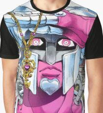 jojo CRAZY DIAMOND Graphic T-Shirt