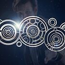 Eleventh Doctor Who Graphic by sandmgaming