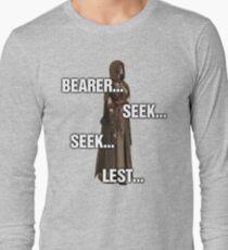 Emerald Herald's Lines Long Sleeve T-Shirt