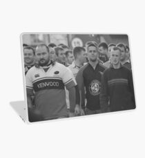 The players assemble 2 Laptop Skin