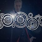 Twelfth Doctor Who Graphic by sandmgaming