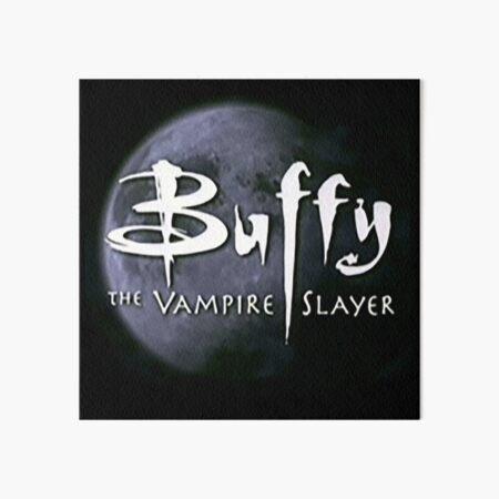 Buffy  Art Board Print