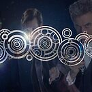 Doctor Who Triple Threat by sandmgaming