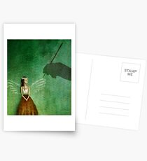 Invisible angel Postcards