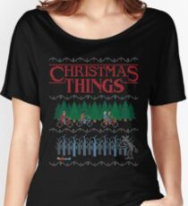 Christmas Things Women's Relaxed Fit T-Shirt