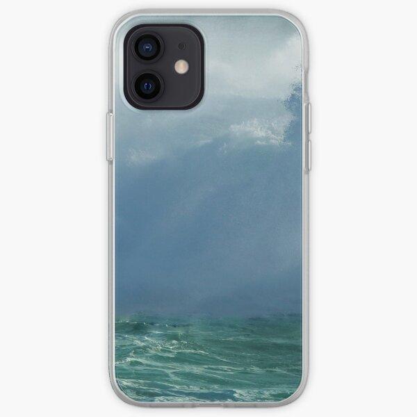 Wilde Küste ... iPhone Flexible Hülle