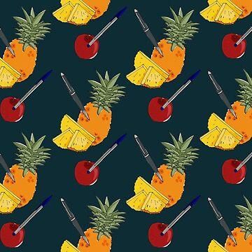 Pen Pineapple Apple II by Penny-Farthing