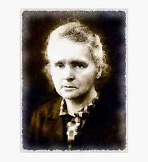 Marie Curie, Scientist Photographic Print