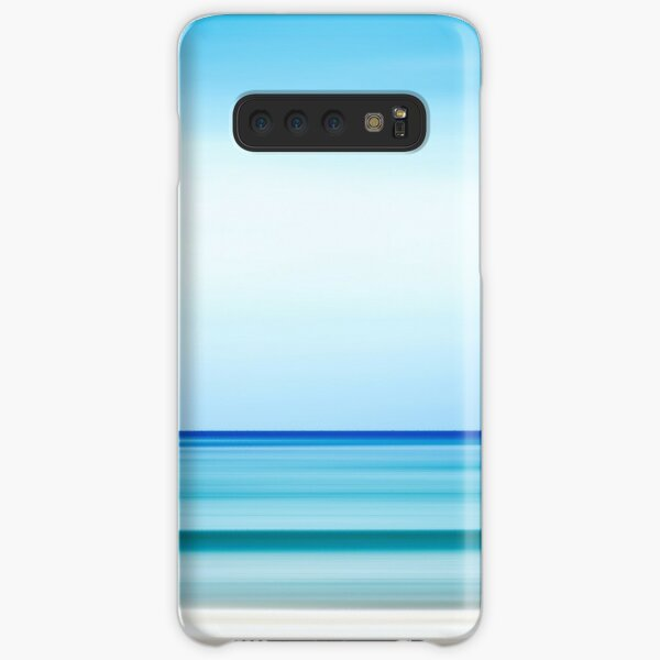 Abstract background. Sea and coastline. Samsung Galaxy Snap Case