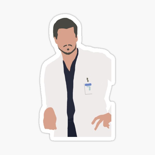 Mark Sloan Sticker