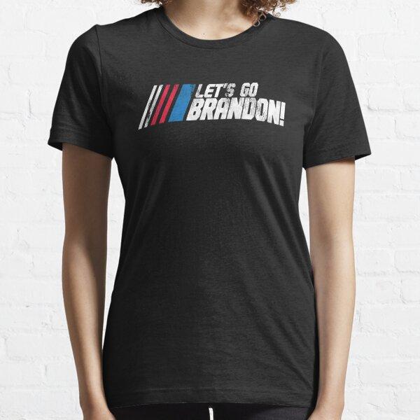 Let's Go Brandon Vintage Essential T-Shirt