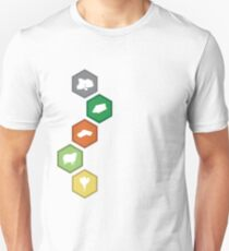 Settlers of Catan - Resource Tiles T-Shirt
