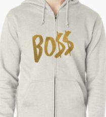 Sudadera con capucha y cremallera Logotipo de Bo $$ - Fifth Harmony