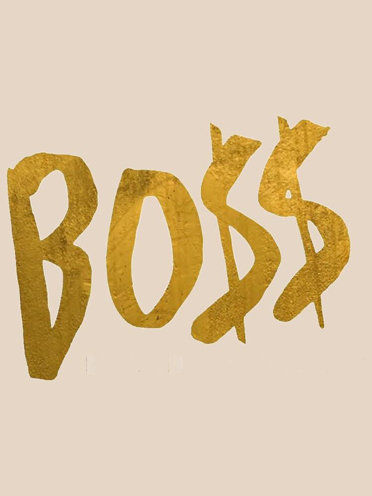 Logotipo de Bo $$ - Fifth Harmony de letitbeglee