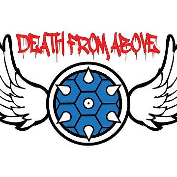 Mario Kart - Death From Above by KillDeathRatio