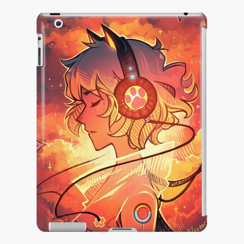 Let the Music Take You iPad Case & Skin