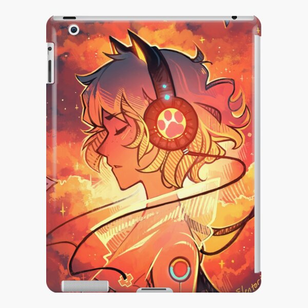 Let the Music Take You iPad Snap Case