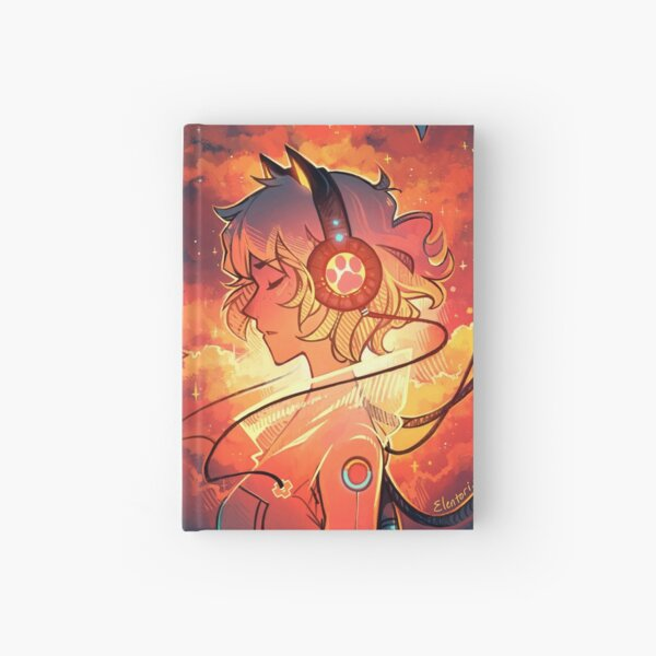 Let the Music Take You Hardcover Journal
