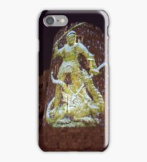 George and the Dragon  iPhone Case/Skin