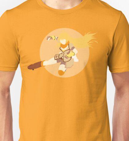 Yang Minimalism Unisex T-Shirt