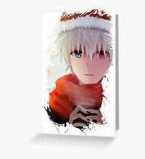 Kaneki Christmas Greeting Card
