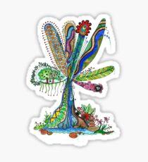 Tree of Life #14 Sticker