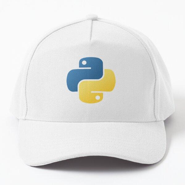 Python Icon Baseball Cap