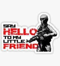 Dayz - Say hello to my little friend Sticker