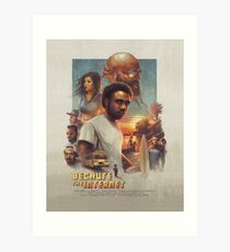 Because The Internet Movie Poster Art Print