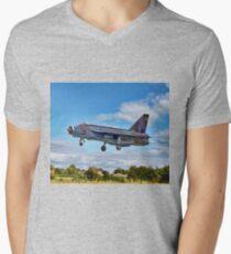 English Electric Lightning Men's V-Neck T-Shirt