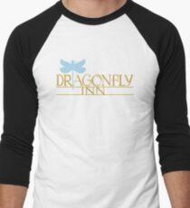 Dragonfly inn Men's Baseball ¾ T-Shirt