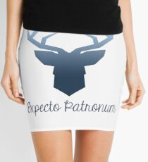 Expecto Patronum Mini Skirt