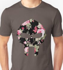 MF DOOM FLORAL MASK T-Shirt