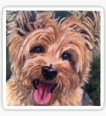 Sparky the Cairn Terrier Sticker