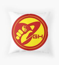 Galactic Hitchhikers 2016 Throw Pillow