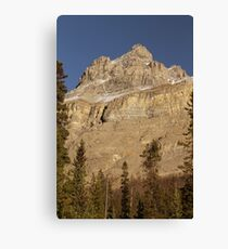 Mountain II Canvas Print