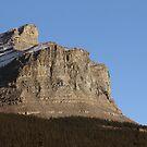 Mountain III by Kathi Huff