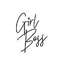 MINI MOTIVATOR COLLECTION - GIRL BOSS by Kat Massard