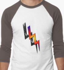 Lightning nr. 3 Men's Baseball ¾ T-Shirt