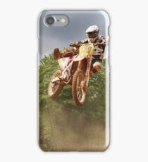 Holding on iPhone Case/Skin