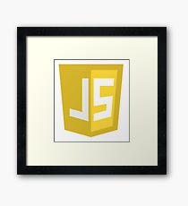 javascript Framed Print