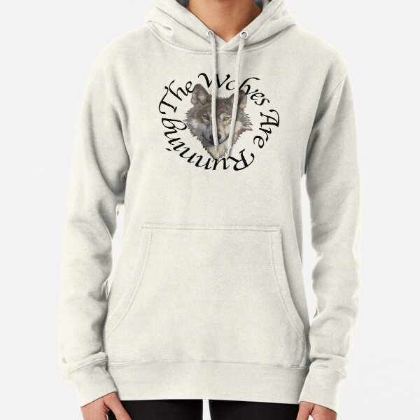The Wolves Are Running - Box Of Delights Pullover Hoodie