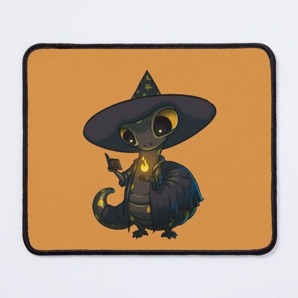 Wizard Salamander Mouse Pad