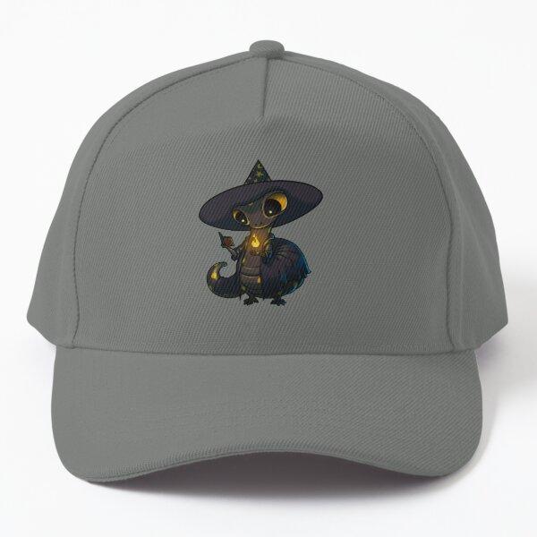 Wizard Salamander Baseball Cap
