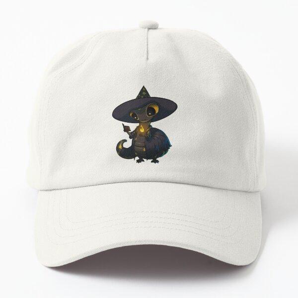 Wizard Salamander Dad Hat