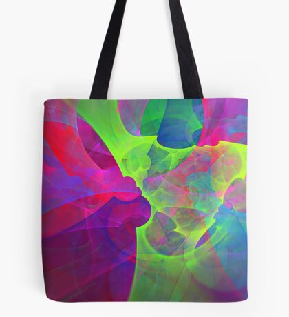 #Fractal Art Tote Bag