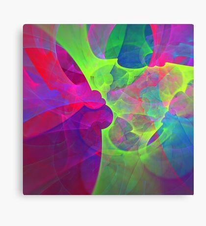 #Fractal Art Canvas Print