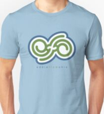 An EFO ambigram? No way! Unisex T-Shirt